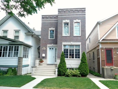 4313 N Lowell Avenue, Chicago, IL 60641 - MLS#: 09663340