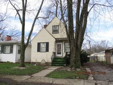 16850 SHEA Avenue, Hazel Crest, IL 60429 - MLS#: 09663689
