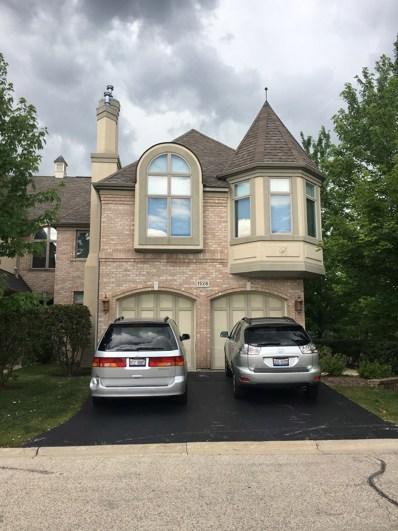 1528 S KEMBLEY Avenue UNIT 16, Palatine, IL 60067 - MLS#: 09664332