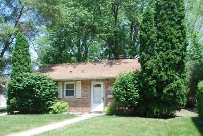 1348 Hickory Road, Homewood, IL 60430 - MLS#: 09664568