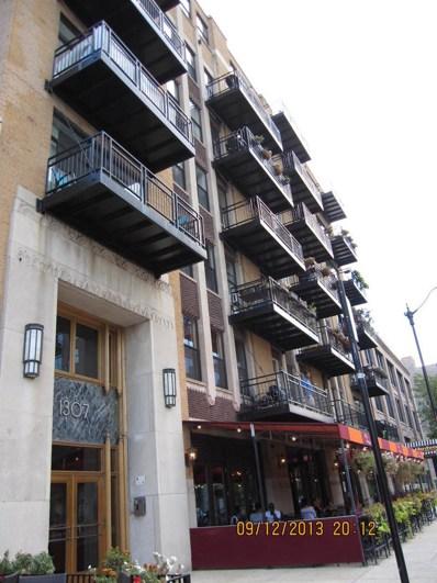 1307 S WABASH Avenue UNIT 608, Chicago, IL 60605 - MLS#: 09665692