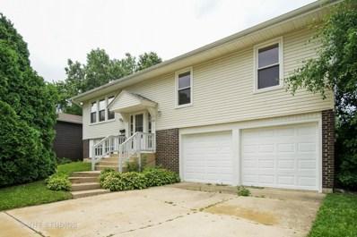 855 Rosedale Lane, Hoffman Estates, IL 60169 - MLS#: 09666179