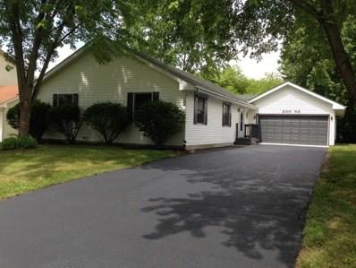 200 NE Bounty Drive, Poplar Grove, IL 61065 - MLS#: 09667251