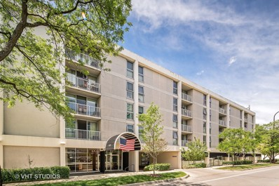 1625 Sheridan Road UNIT 307, Wilmette, IL 60091 - MLS#: 09669355