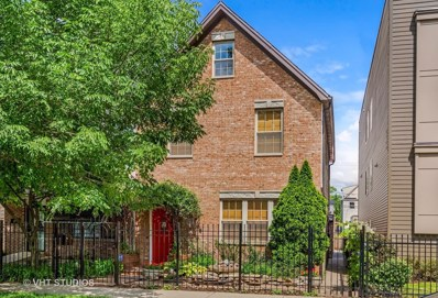 1729 N Washtenaw Avenue, Chicago, IL 60647 - MLS#: 09669797