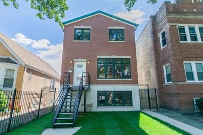 3431 N HAMLIN Avenue, Chicago, IL 60618 - MLS#: 09670309