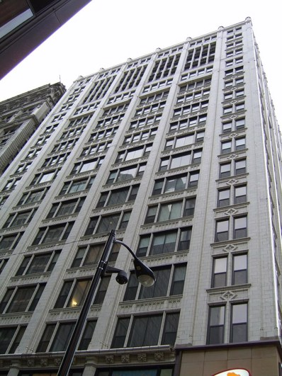 8 W MONROE Street UNIT 1708, Chicago, IL 60603 - MLS#: 09670746