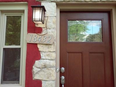 18432 Roy Street, Lansing, IL 60438 - MLS#: 09670895
