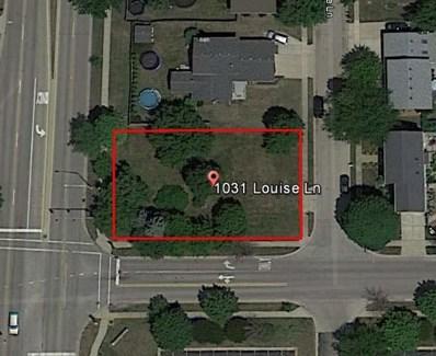 1031 Louise Lane, Joliet, IL 60431 - MLS#: 09671115