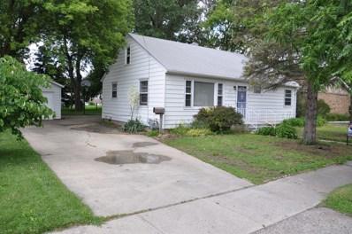 314 Telegraph Street, Marengo, IL 60152 - MLS#: 09671236