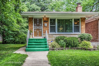 1728 W 101st Place, Chicago, IL 60643 - MLS#: 09672450