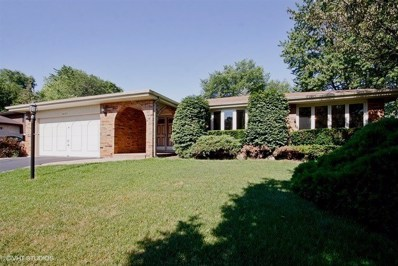 8121 Scenic Drive, Willow Springs, IL 60480 - MLS#: 09672619
