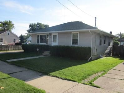 809 S UNION Street, Aurora, IL 60505 - MLS#: 09672761