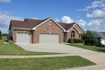 7163 West Ridge Lane, Cherry Valley, IL 61016 - MLS#: 09672952