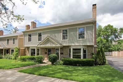 516 E Russell Street, Barrington, IL 60010 - MLS#: 09674071