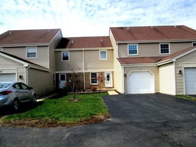 824 Ridge Avenue UNIT 824, Elk Grove Village, IL 60007 - MLS#: 09674841
