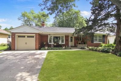 1323 Tinker Way, Glenview, IL 60025 - MLS#: 09676085