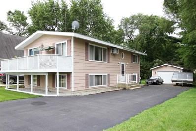 3723 W Lake Shore Drive, Wonder Lake, IL 60097 - #: 09676866