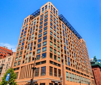 520 S State Street UNIT 517, Chicago, IL 60605 - MLS#: 09677530