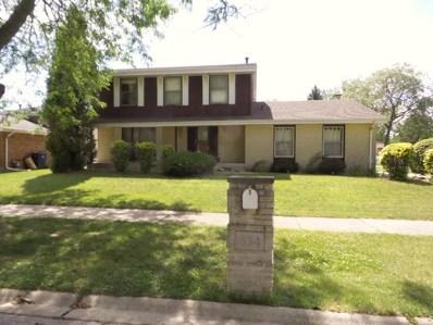 834 College Avenue, Matteson, IL 60443 - MLS#: 09677598