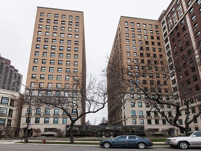 3730 N Lake Shore Drive UNIT 2B, Chicago, IL 60613 - MLS#: 09677731
