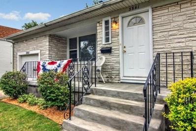 3541 Lake Street, Lansing, IL 60438 - MLS#: 09677943