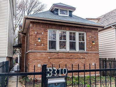 3310 N Bell Avenue, Chicago, IL 60618 - MLS#: 09679098