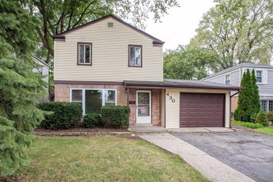 430 S Dryden Place, Arlington Heights, IL 60005 - MLS#: 09679321