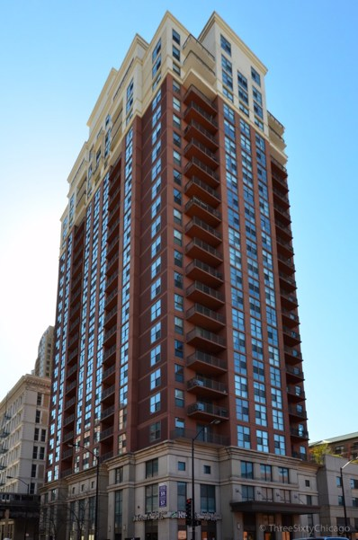1101 S STATE Street UNIT 1705, Chicago, IL 60605 - MLS#: 09679963