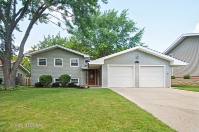 1410 Edgefield Lane, Hoffman Estates, IL 60169 - MLS#: 09680356