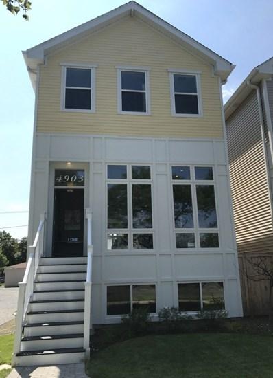 4903 W Dakin Street, Chicago, IL 60641 - MLS#: 09680683
