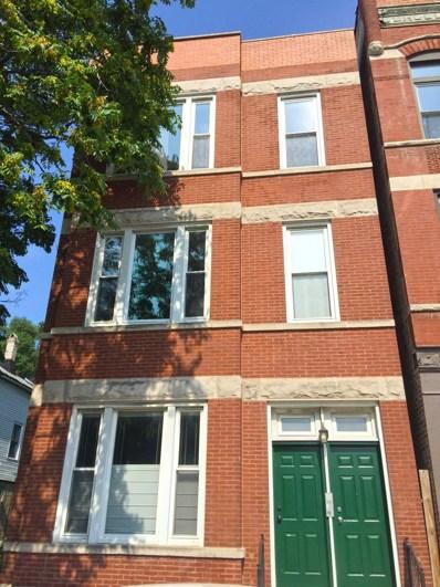 733 N Noble Street UNIT 2F, Chicago, IL 60642 - MLS#: 09680729