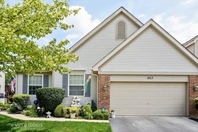 1163 N Oakwood Drive UNIT 1163, Fox Lake, IL 60020 - MLS#: 09680950