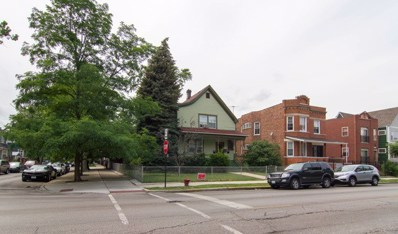 2502 N Central Park Avenue, Chicago, IL 60647 - MLS#: 09681603