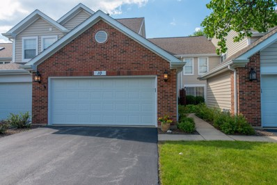 10 WHITMAN Drive, Schaumburg, IL 60173 - MLS#: 09683361