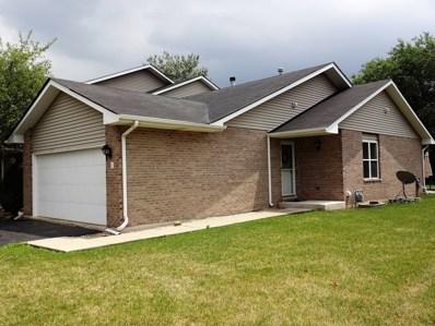 5611 W VON Avenue UNIT D, Monee, IL 60449 - MLS#: 09683626