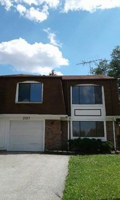 2157 Leeward Lane, Hanover Park, IL 60133 - MLS#: 09683861