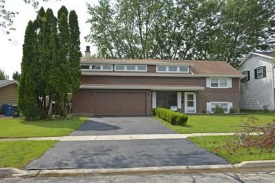 7052 Chestnut Street, Hanover Park, IL 60133 - MLS#: 09683918
