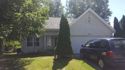363 Madeline Trail, Rockford, IL 61107 - MLS#: 09684106