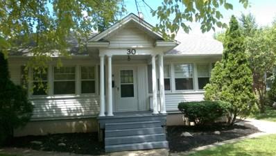 30 N Edison Avenue, Elgin, IL 60123 - #: 09684780