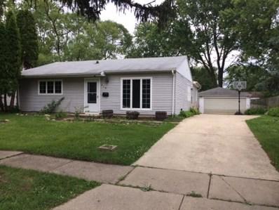 415 Beaver Drive, Streamwood, IL 60107 - MLS#: 09685484