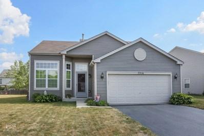 7316 Fordham Lane, Plainfield, IL 60586 - #: 09686498