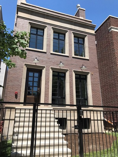 1502 W Wolfram Street, Chicago, IL 60657 - MLS#: 09686637