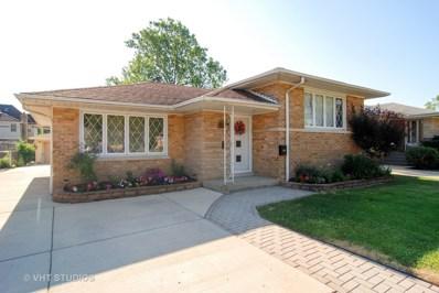 1017 Meadowcrest Road, La Grange Park, IL 60526 - MLS#: 09687306