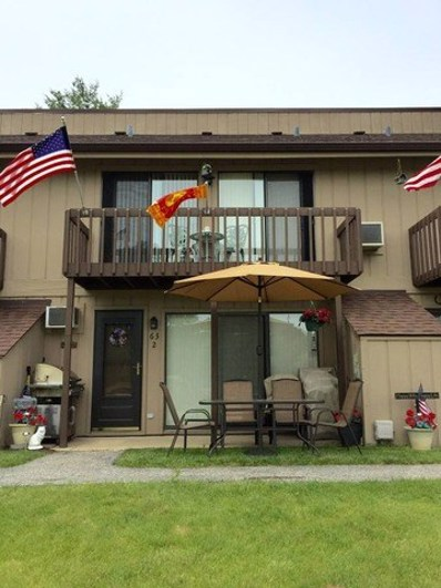 63 Aspen Colony Street UNIT 2, Fox Lake, IL 60020 - MLS#: 09689584