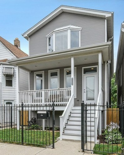 3853 N KIMBALL Avenue, Chicago, IL 60618 - MLS#: 09689887