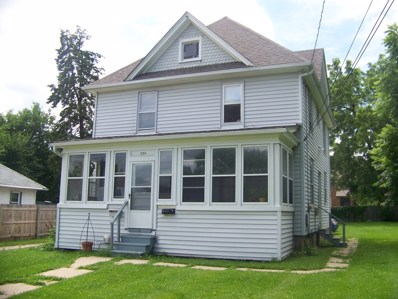539 Washington Street, Woodstock, IL 60098 - MLS#: 09690805