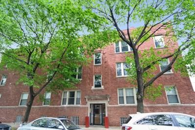 2314 W Byron Street UNIT 2, Chicago, IL 60618 - MLS#: 09692292