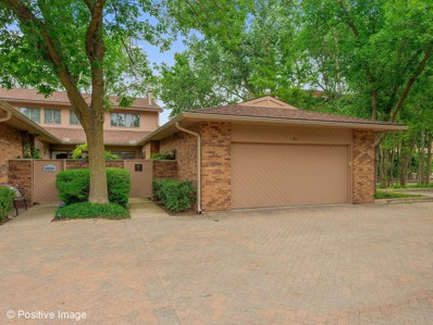 1411 Burr Oak Court UNIT 15-A, Hinsdale, IL 60521 - MLS#: 09692306
