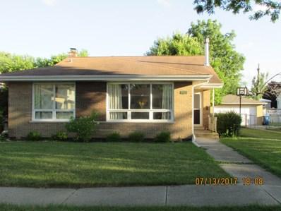 4029 W 105th Place, Oak Lawn, IL 60453 - MLS#: 09692715
